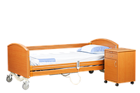Новая медицинская функциональная кровать с электроприводом