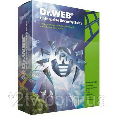 Антивирус Dr. Web Gateway Security Suite + Антивирус + ЦУ 10 ПК 2 года (новая (LBG-AC-24M-10-A3)