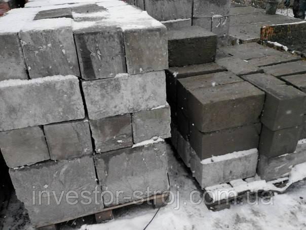 купить бетонный блок 20-20-40 мм