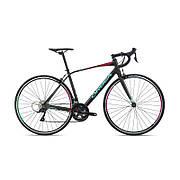Велосипед Orbea AVANT H50 2019 55 Black - Pink - Jade