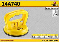Присоска для установки стекол,  TOPEX  14A740