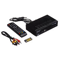 Цифровой ТВ-ресивер T2 Eplutus DVB-166T