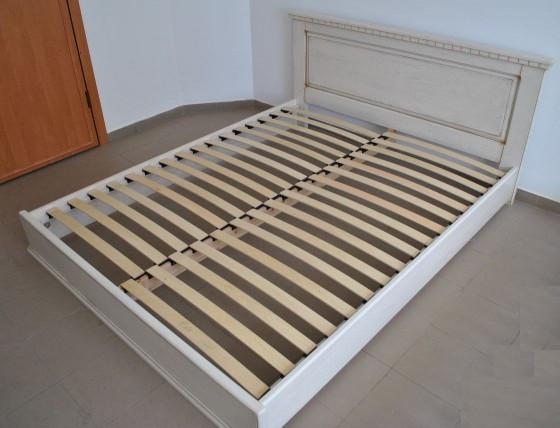 дубове ліжко в Хмельницьку