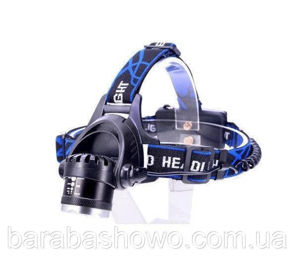 Налобный фонарь Bailong 6699 T6