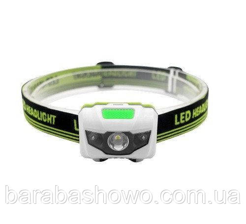 Фонарь Bailong 118-LM+2Led