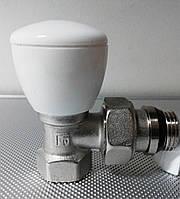 Кран радиаторный 1/2 угловой верх. (RN01)