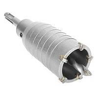 Сверло корончатое по бетону Intertool SDS+ 40 мм (SD-7040)
