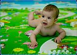 """Детский развивающий коврик """"Забавный алфавит"""", фото 3"""