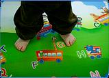 """Детский развивающий коврик """"Забавный алфавит"""", фото 4"""