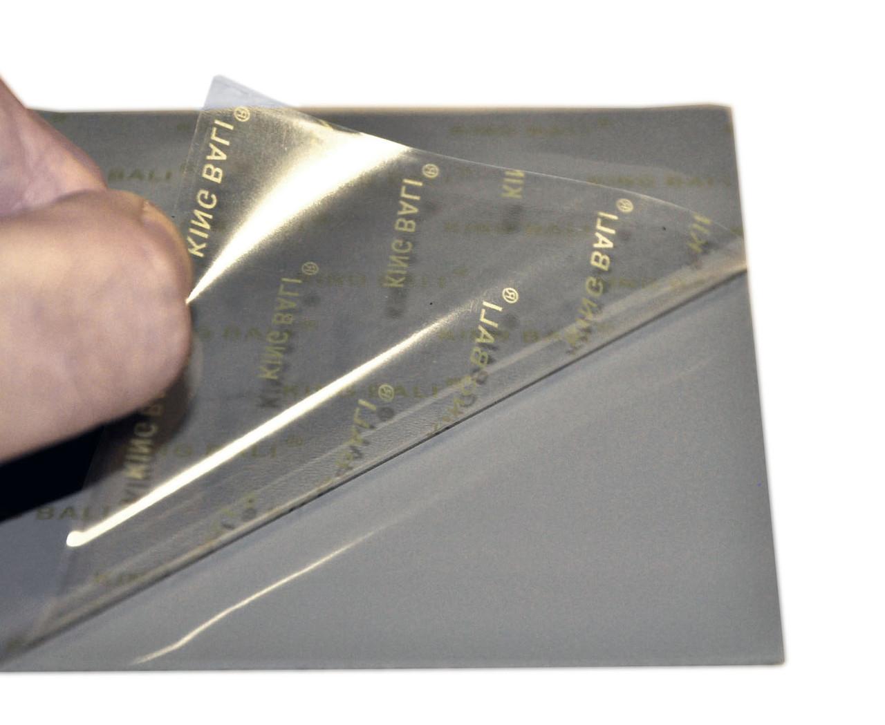 Термопрокладка KingBali DG 0.5 мм 120х120 серая 4 Вт/(м*К)термоинтерфейс (TPr-KB4DG 0.5-120)