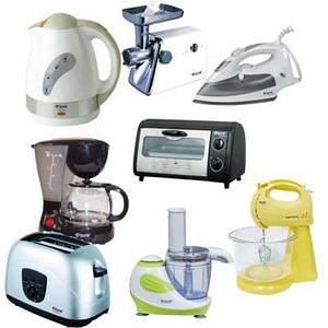Бытовая техника для кухни, дома и комфорта