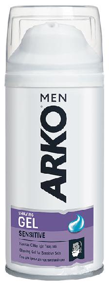 Гель для бритья ARKO Sensitive (75мл.)