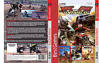 Сборник игр 4в1: MX vs ATV: Untamed / MX Unleashed / ATV Offroad Fury 2 / MTX: Mototrax