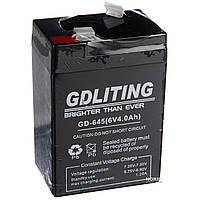 Аккумулятор для торговых весов CDLITE 6 V 4 A (GD-645)