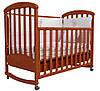 Детская кроватка Соня ЛД 9 (ольха)