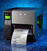Промышленный термотрансферный принтер этикеток TSC TTP-268M, фото 1