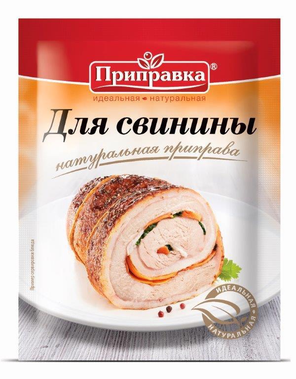 """Приправа ТМ """"Приправка"""" Для свинины 30 г"""