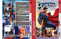 Сборник игр 4в1: Антология Superman: Superman Return / Supperman Shadow of Apokolips / Justise League Heroes /