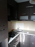 Мини кухня с фасадами ДСП CLEAF, фото 1