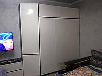 Мебель в гостиную, тумба под ТВ и большой шкаф, фото 1