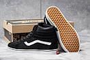 Зимние кроссовки  на меху Vans Old School Winter, черные (30725) размеры в наличии ► [  36 38 39  ], фото 4