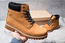Зимние ботинки  на мехуTimberland Radford , рыжие (30335) размеры в наличии ► [  43 44  ], фото 2