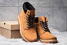 Зимние ботинки  на мехуTimberland Radford , рыжие (30335) размеры в наличии ► [  43 44  ], фото 3