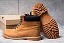 Зимние ботинки  на мехуTimberland Radford , рыжие (30335) размеры в наличии ► [  43 44  ], фото 4