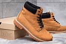Зимние ботинки  на мехуTimberland Radford , рыжие (30335) размеры в наличии ► [  43 44  ], фото 5