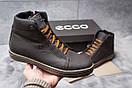 Зимние ботинки  на мехуEcco SSS Shoes, коричневые (30793) размеры в наличии ► [  40 (последняя пара)  ], фото 2