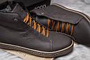Зимние ботинки  на мехуEcco SSS Shoes, коричневые (30793) размеры в наличии ► [  40 (последняя пара)  ], фото 6