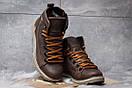 Зимние ботинки  на меху CAT Caterpilar, коричневые (30752) размеры в наличии ► [  40 42  ], фото 3
