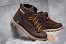 Зимние ботинки  на меху CAT Caterpilar, коричневые (30752) размеры в наличии ► [  40 42  ], фото 5