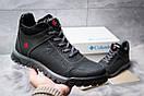 Зимние ботинки  на меху Columbia Track III, черные (30831) размеры в наличии ► [  40 43  ], фото 2