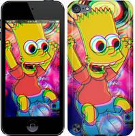 """Чехол на iPod Touch 5 Crazy simpson """"4126c-35-328"""""""