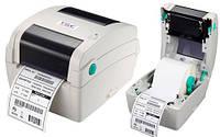 Настольный термотрансферный принтер TSC TTP-343 C, фото 1