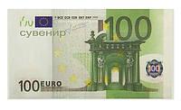 Наклейка - купюра 100 евро