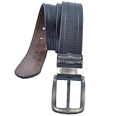 Ремень Levi's Feather Edge Reversible Crease Stitch Belt