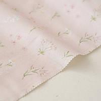 Тканина - Розовый луг - Forest Story - 25x80