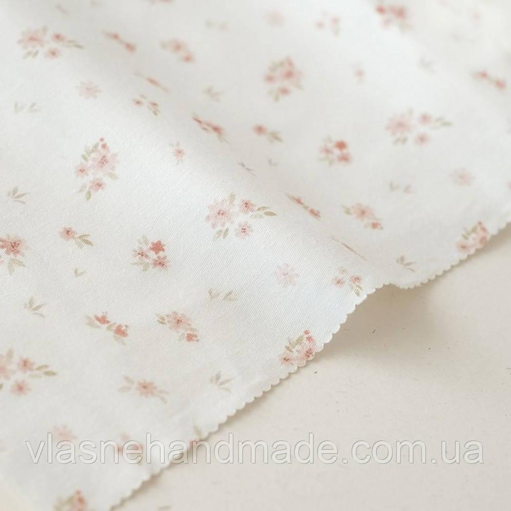 Тканина - Цветущий сад - Forest Story - 25x80
