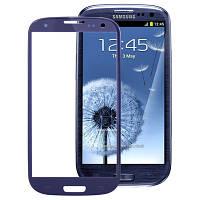 Сенсорное стекло для Samsung Galaxy S3 i9300 черное, белое, синее, красное