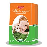 Семена газонной травосмеси Семейный Сад Светолюбивая 5 кг, КОД: 225437