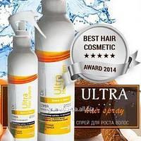 Спрей от выпадения волос Ultra Hair System, Спрей от облысения для мужчин, ОРИГИНАЛ, ultrahair system