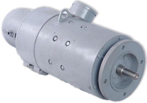 Электродвигатели постоянного тока 2ПН132, 2ПБ132, 2ПФ132