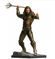 Статуэтка  DC Aquaman ДК Аквамен Хранитель Атлантиды Лига справедливости 23 cм