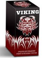 Капли VIKING для повышения уровня тестостерона, капли Викинг, стимулятор потенции, бустер тестостерона