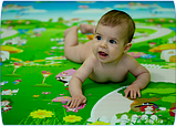"Детский развивающий коврик ""Всезнайка"" 1.8*2,0 м, фото 4"