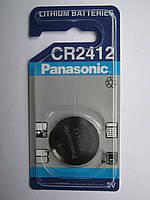 Батарейки Panasonic CR2412