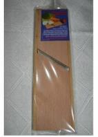 Тёрка универсальная, для корейской моркови. Дерево.