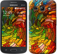 "Чехол на Samsung Galaxy Star Advance G350E Витраж 2 ""3578c-210-328"""